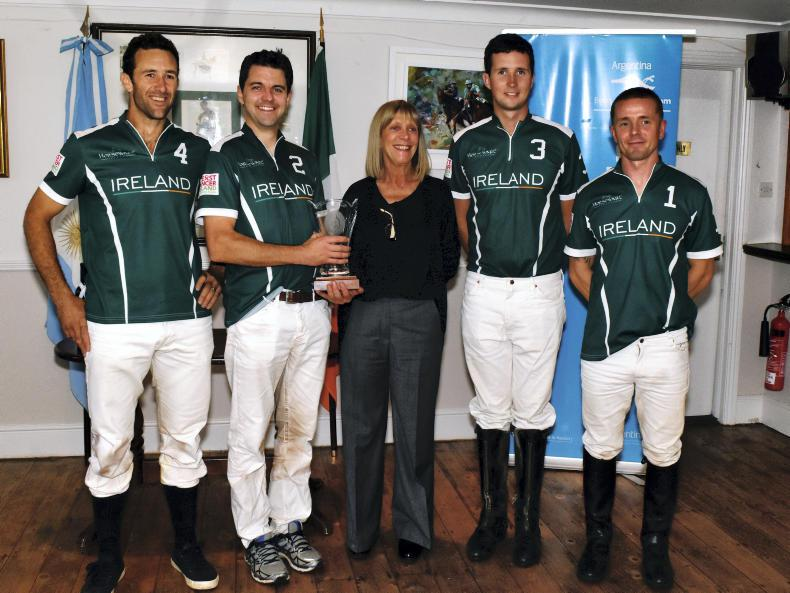 POLO:  Cup joy for Ireland at AIPC