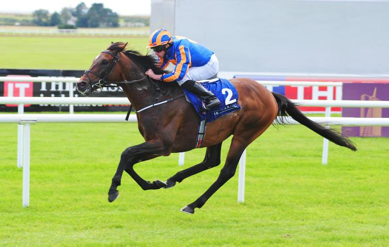 Strong fields for day two of Longines Irish Champions Weekend