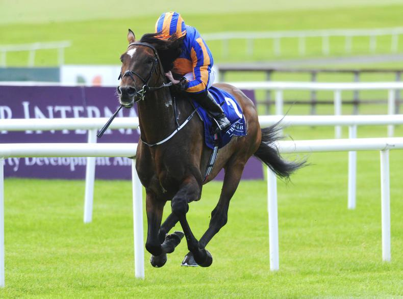 CURRAGH SUNDAY: Order Of St George is impossible to oppose