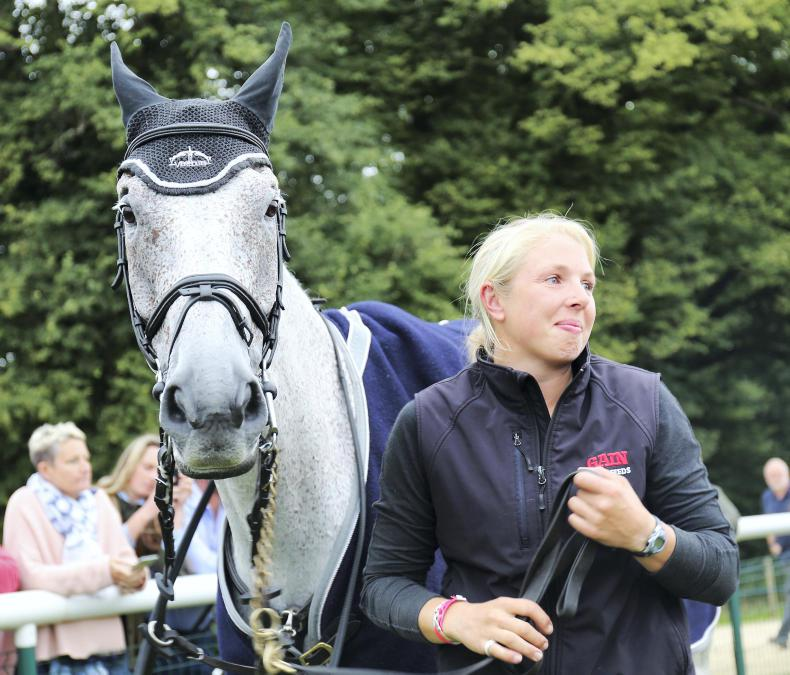 NEWS: Irish-breds conquer Burghley