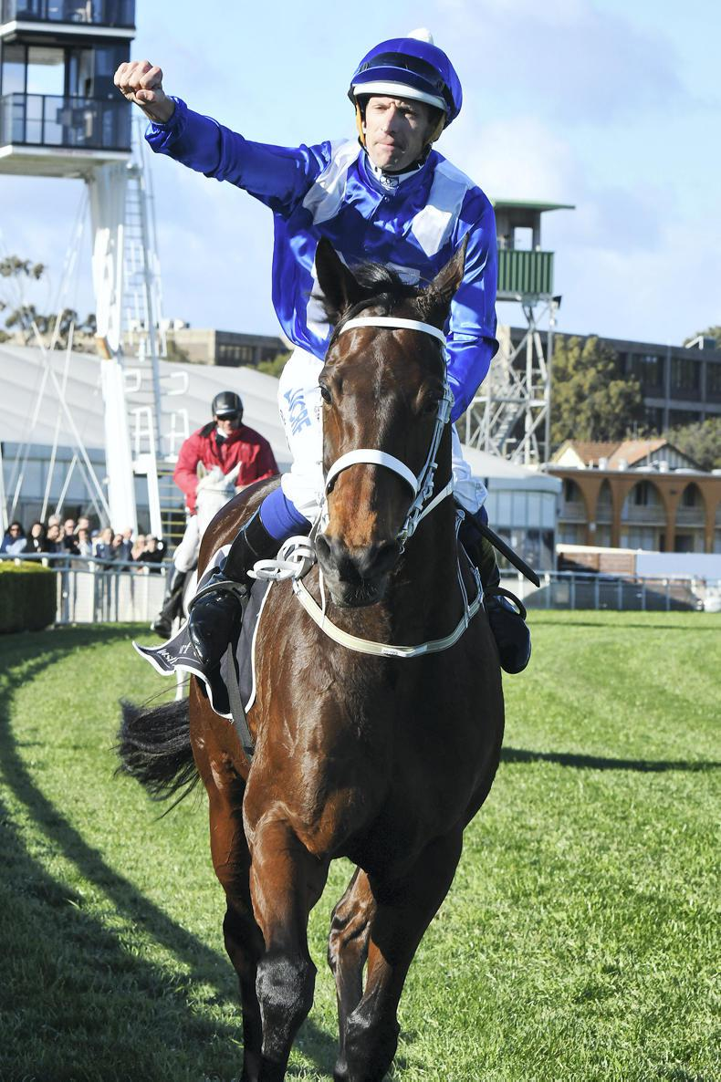 AUSTRALIA: It's 19 for Winx – but only just