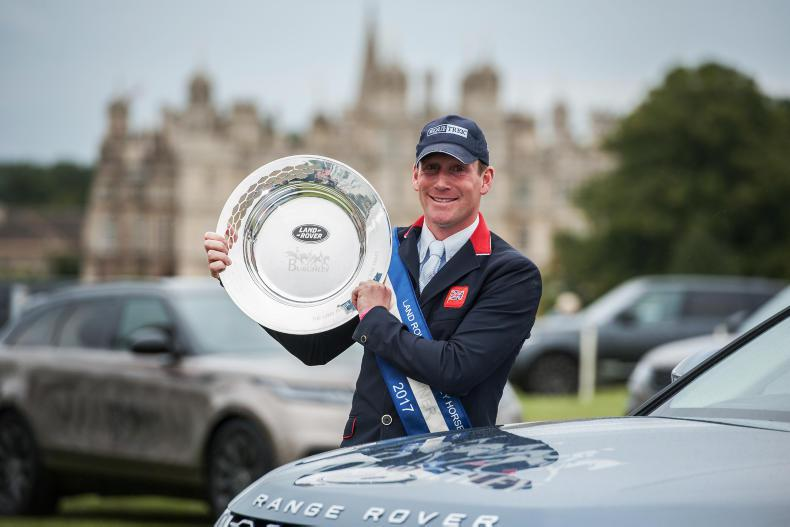 Burghley: The fun facts and figures