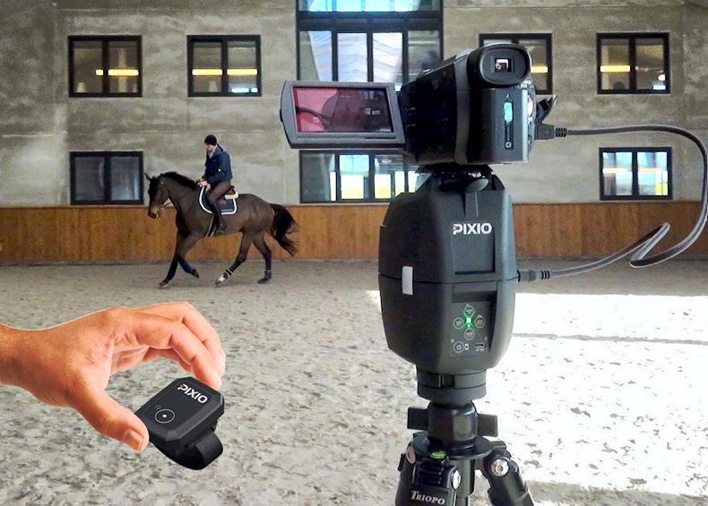 HORSE SENSE: REVIEW: Pixio Robot Cameraman