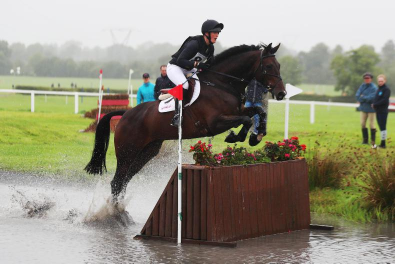 EVENTING: Impressive win for Power