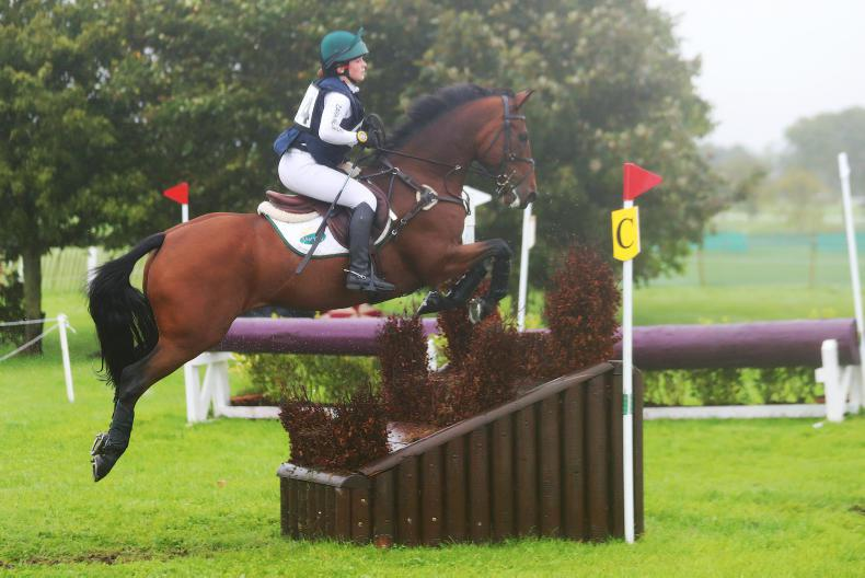 EVENTING: Title for Nelson as she bows out of ponies
