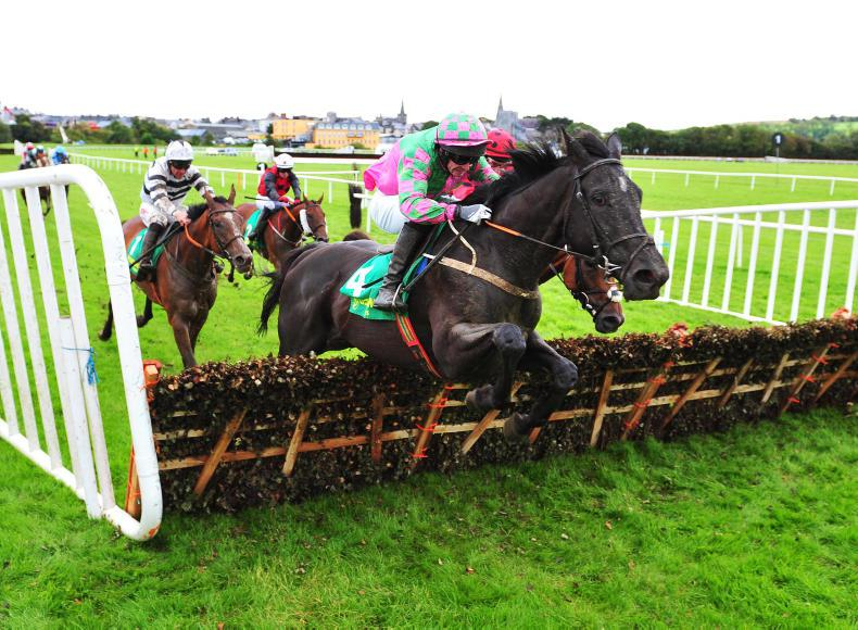 LISTOWEL TUESDAY: The Mulvanys stable star lands the Lartigue
