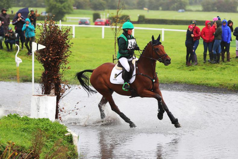 EVENTING NATIONAL CHAMPIONSHIPS: Local championship success for Ennis
