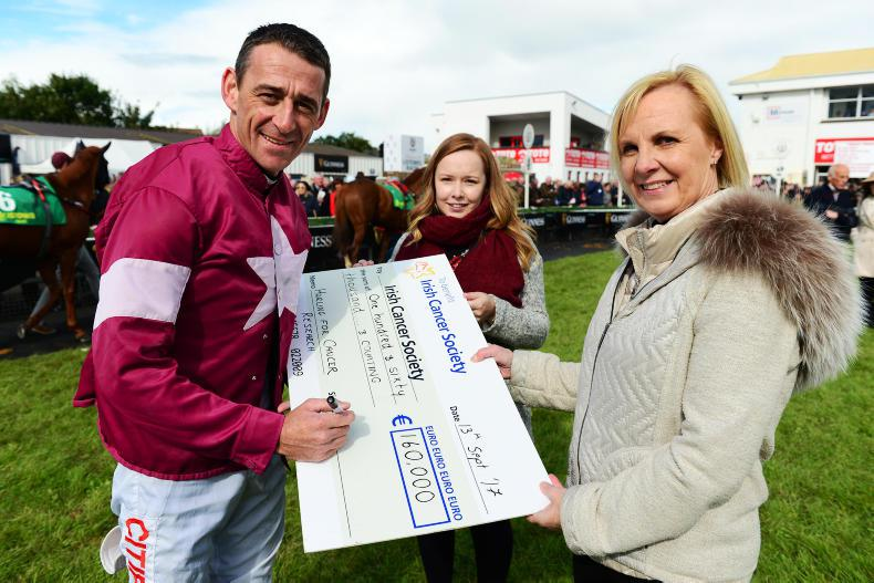 PARROT MOUTH: Racing's hurlers deliver big payout