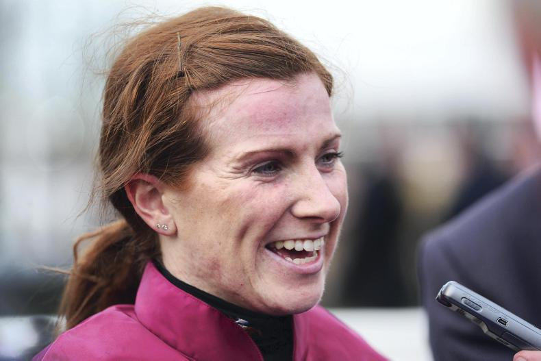 Lisa O'Neill claims second Kerry National success aboard Potters Point