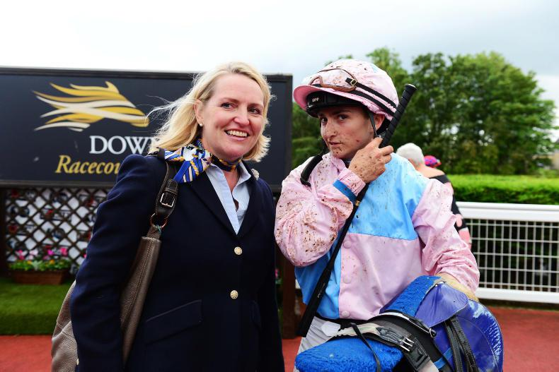 MARGIE McLOONE: Magic moment at Down Royal for Dawson