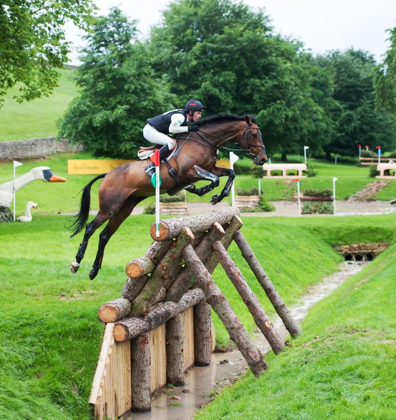 BALLINDENISK PREVIEW: Taylor targets another Irish win