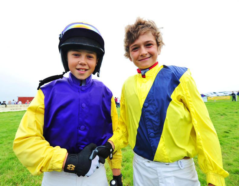 HORSE AND PONY RACING: Dylan doubles up to clinch regional title