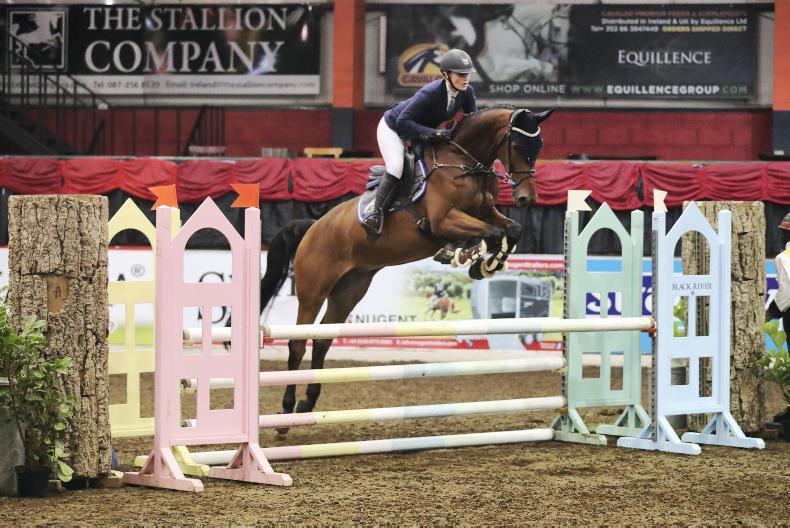 CAVAN INDOOR CHAMPIONSHIPS: Success for Greer
