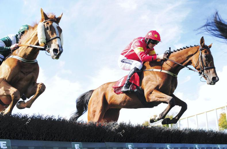GALWAY MONDAY: Contingency wins feature in Mullins double