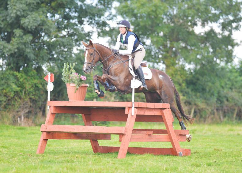 EVENTING: Corrigans praised by the Bradys
