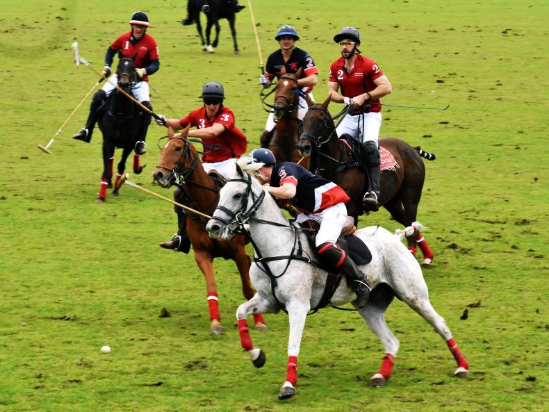 POLO:  Horseware Ireland retain Pakistan Cup