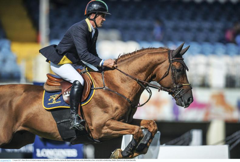 DUBLIN HORSE SHOW 2017: Breen heads Irish 1-2-3