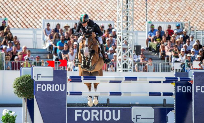 Shane Breen runner-up in five-star Grand Prix at Valence