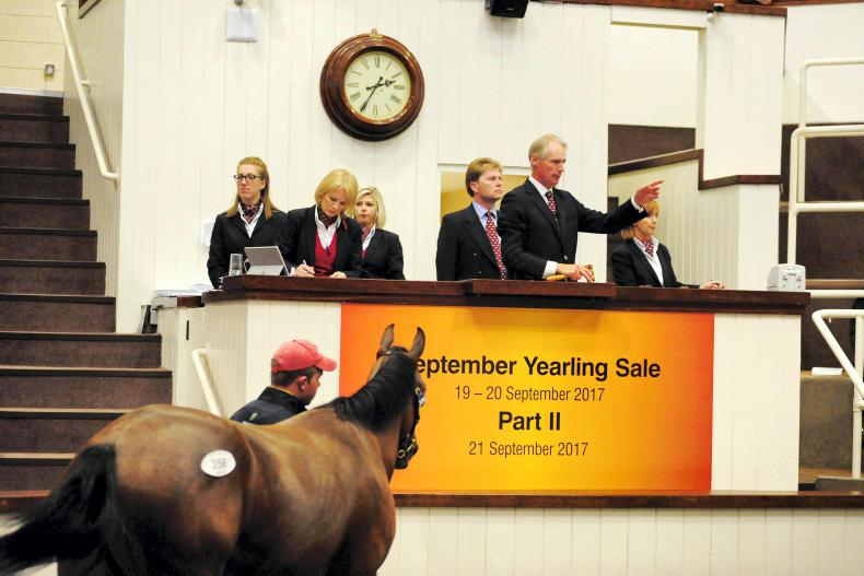 Tattersalls Ireland helps out owners