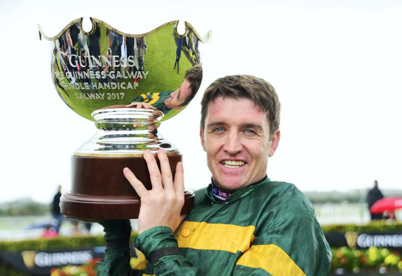 Barry Geraghty planning Navan return on Saturday