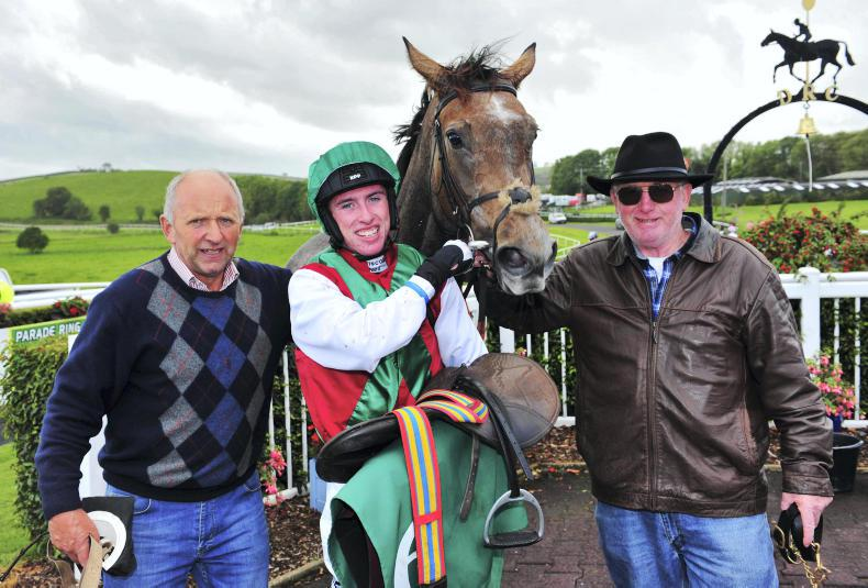 DOWNPATRICK FRIDAY: Jack Kennedy and Nina Carberry continue their comebacks