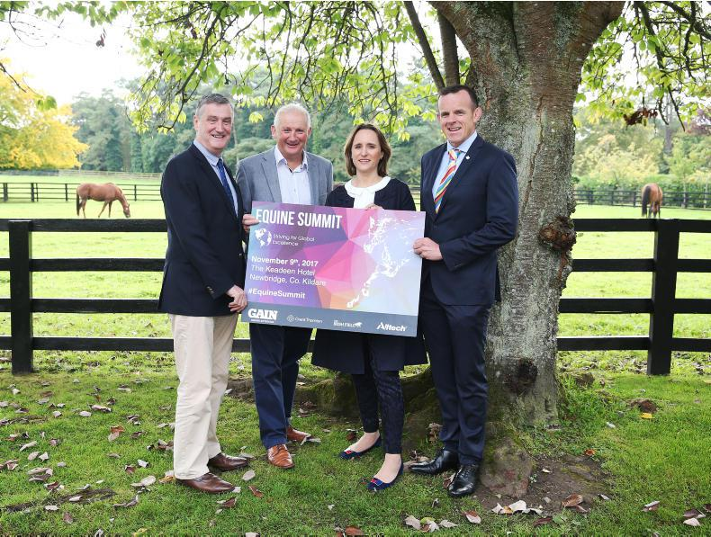 Gain Equine Nutrition and Alltech host Ireland's Equine Summit