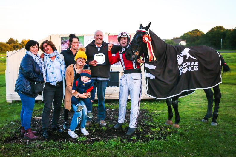 HARNESS RACING: Kane family claim Le Trot victory