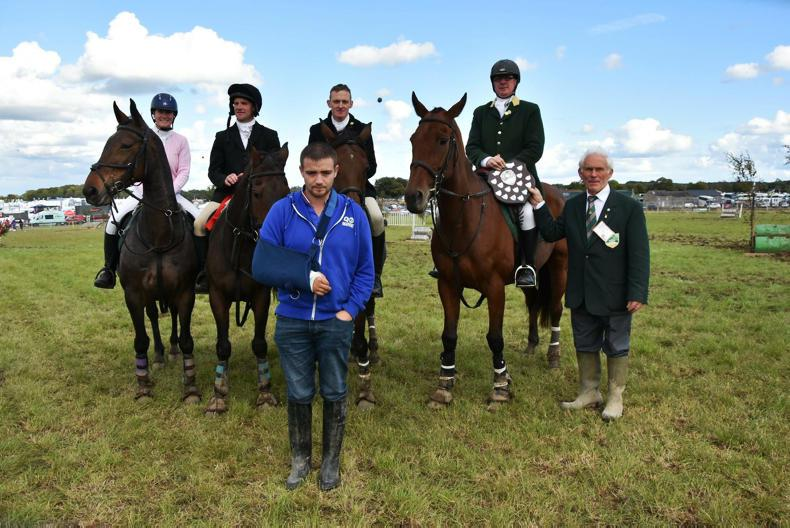 AROUND THE COUNTRY: Six-in-a-row for the mighty Killinick Harriers