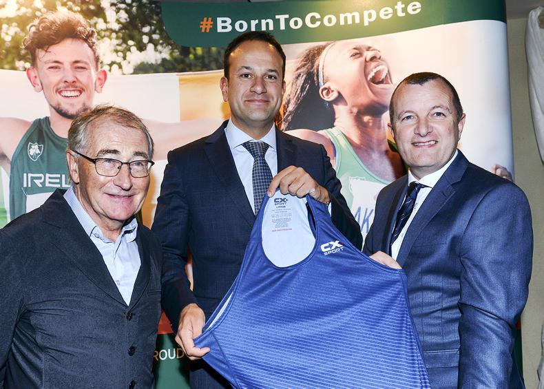 PONY TALES: Taoiseach teams up with CX+ Sport