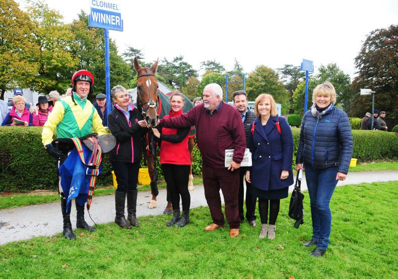 CLONMEL THURSDAY: A Sizing Network gets his win