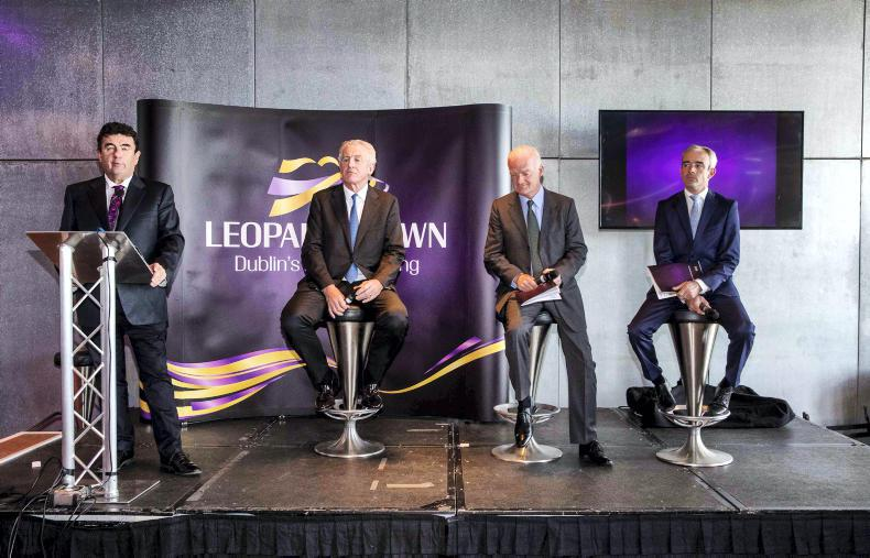 Willie Mullins hails Leopardstown's new Dublin Racing Festival
