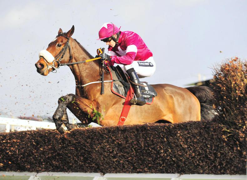 A Toi Phil takes Gowran's Champion Chase crown for Elliott and Kennedy