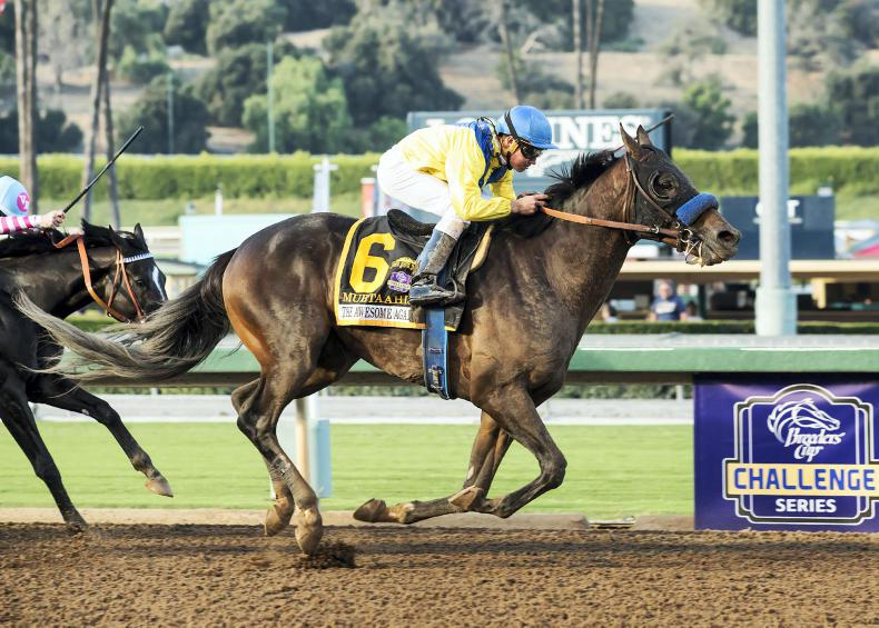 AMERICA: Mubtaahij preps for the Classic