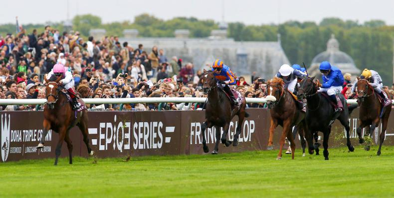 FRANCE: Enable excels to make it five for Frankie and Abdullah