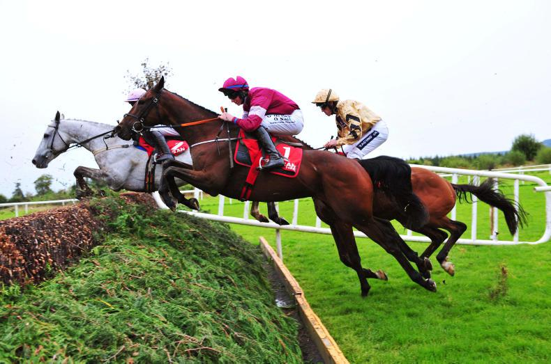 GOWRAN PARK SATURDAY: Perfect round by A Toi Phil