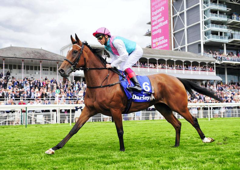 Frankie Dettori looking forward to 2018 campaign with Enable