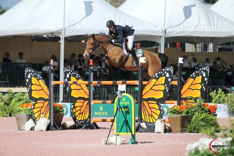 INTERNATIONAL: Bourns second in Ohio Grand Prix