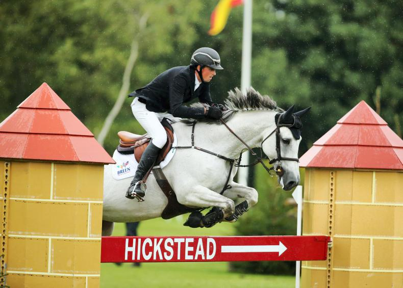 INTERNATIONAL: Breen wins Belgian ranking class