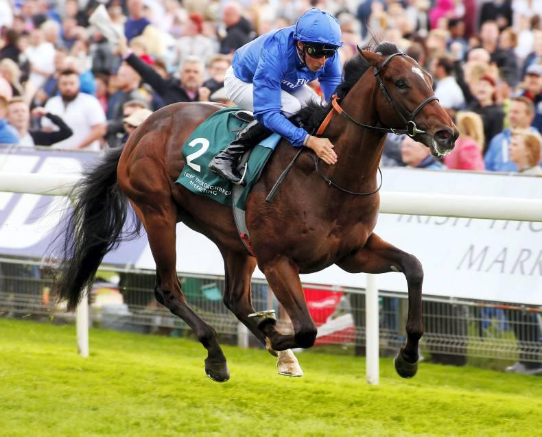 William Buick makes perfect return from injury as Blue Point shines at Ascot
