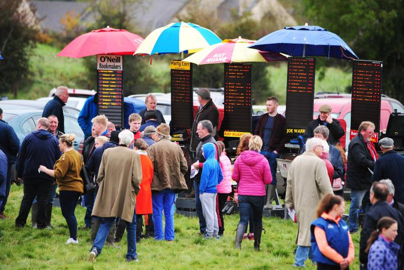 JOHN LLOYD-ROGERS: The feel of a true point-to-point day