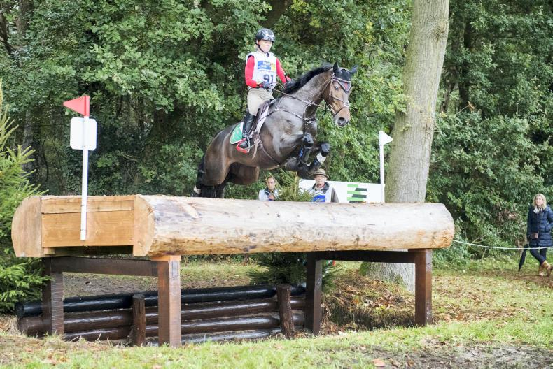 BOEKELO NATIONS CUP:  Irish team fourth at Boekelo