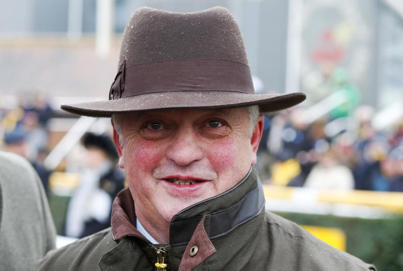 DONN MCCLEAN: Tune in to Chepstow