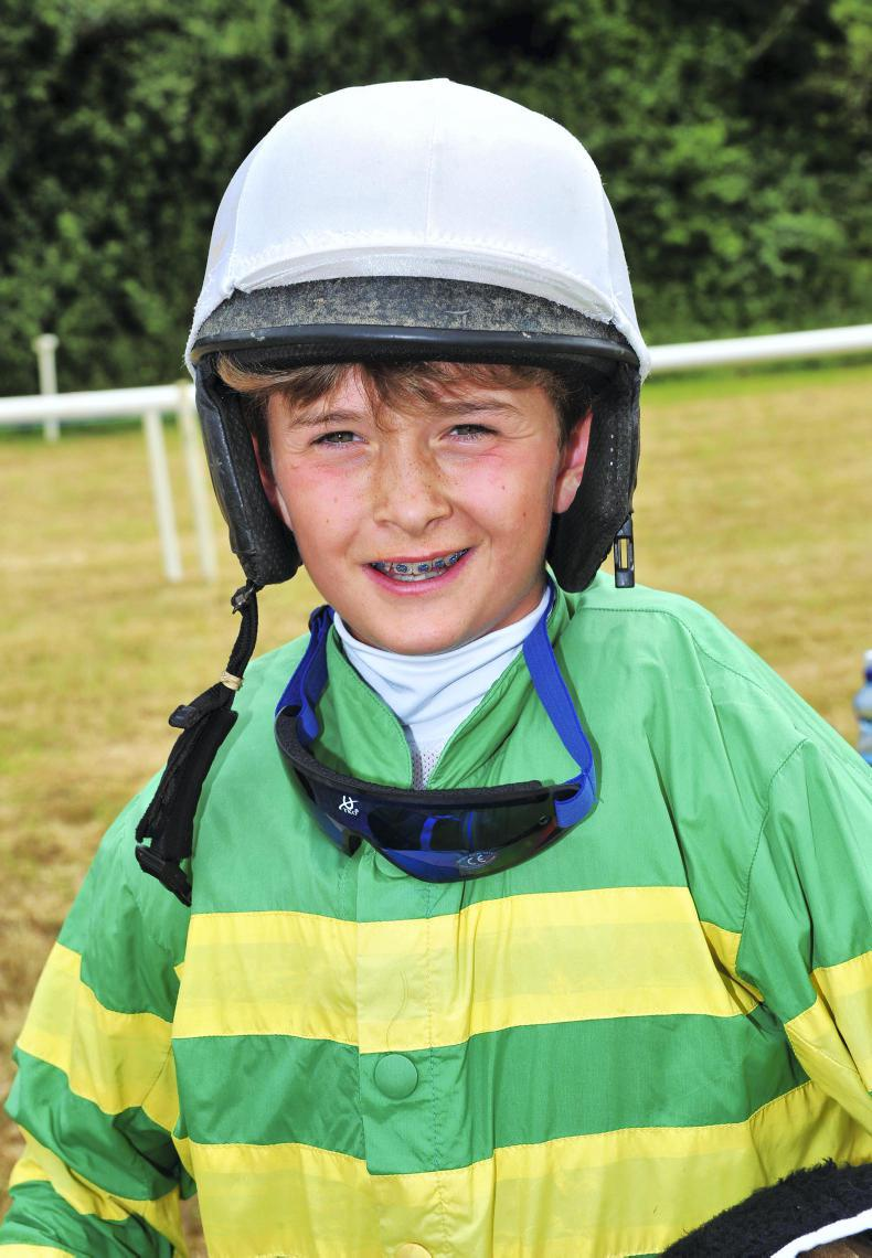 PONY RACING:  Treble sees Sheehy seal the title