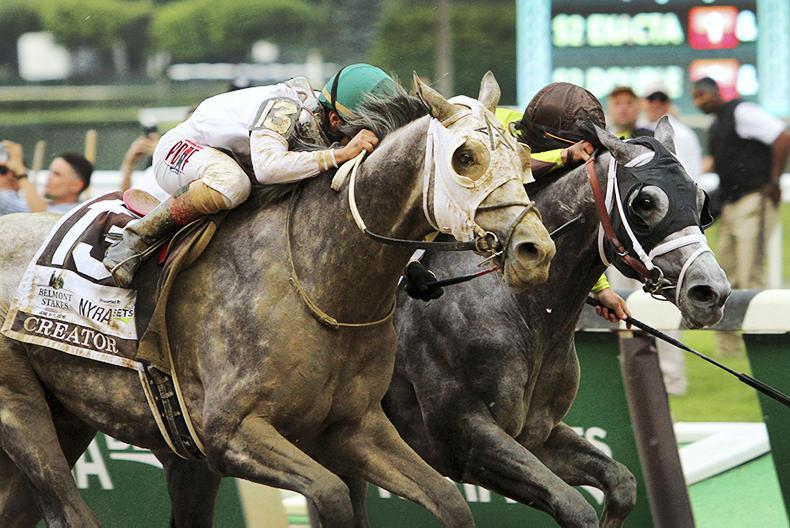 AMERICA: Father and daughter combine for Grade 1