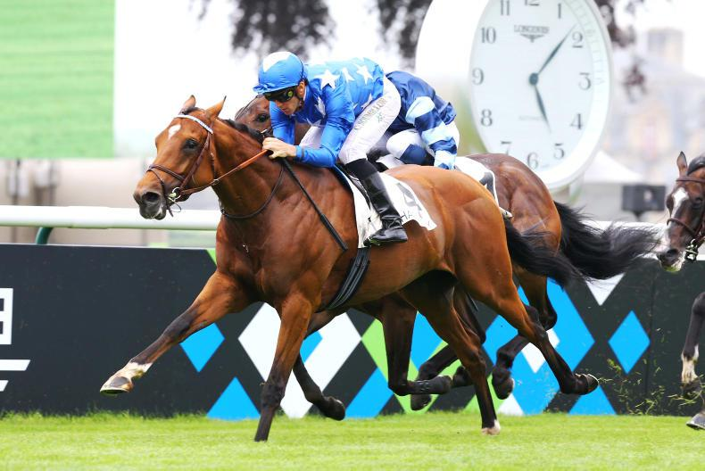 FRENCH PREVIEW: Heaven set for Group 2 success