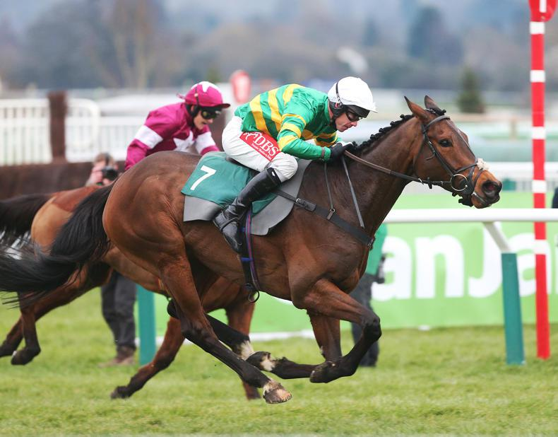Minella Rocco to run at Punchestown on Thursday