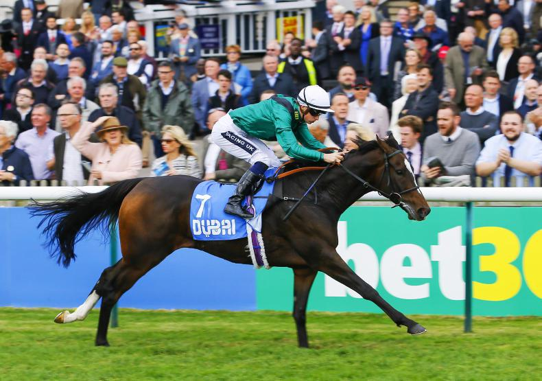BRITAIN: Limato back to his brilliant best