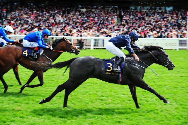 Churchill among Ballydoyle quartet for Queen Elizabeth II Stakes