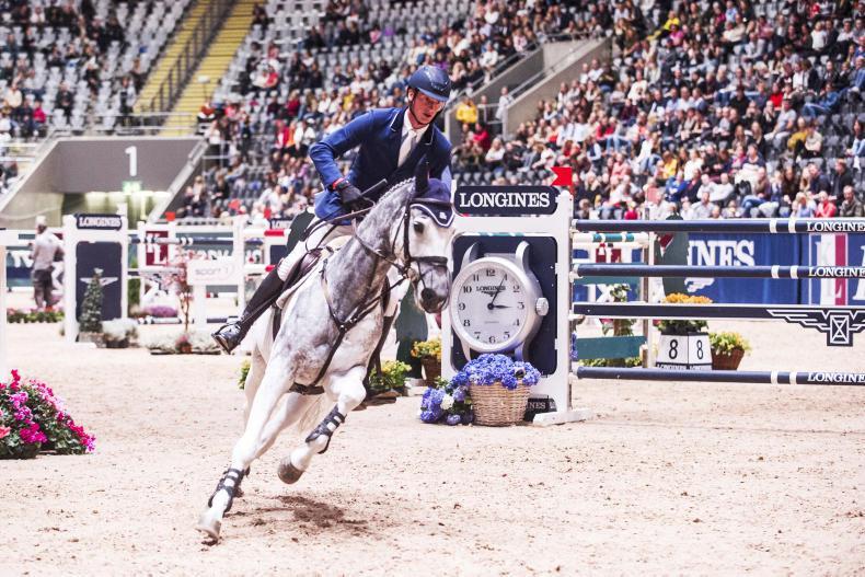 INTERNATIONAL: Deusser double as Irish riders feature in Oslo