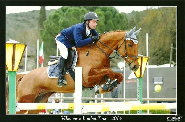 Irish riders triumph in Italy